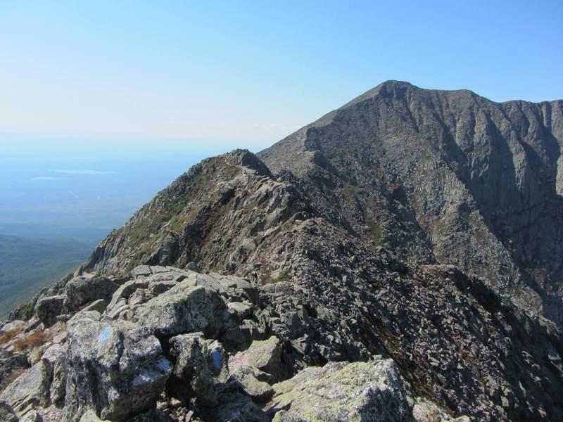 Mt. Katahdin's Knife Edge.