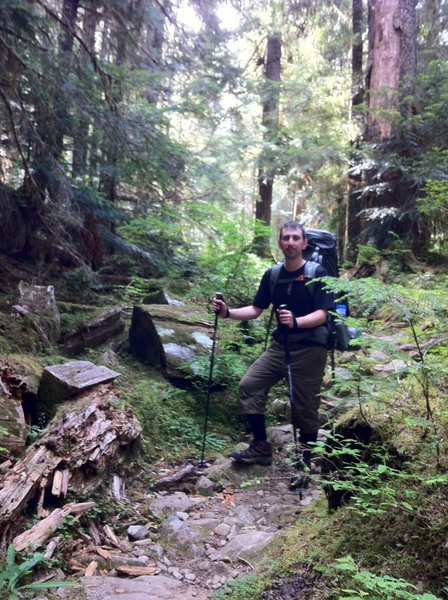 Sol Duc River Trail