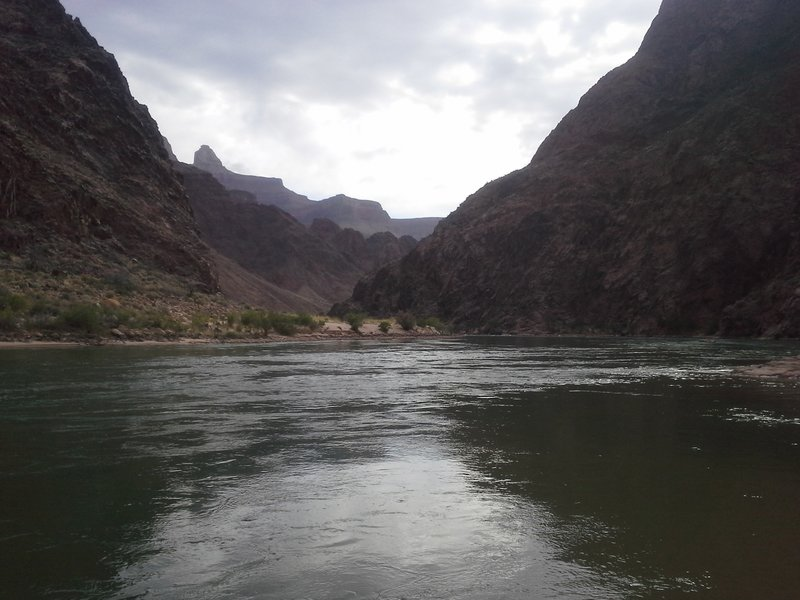 Thinking a swim in the Colorado River sounds good.