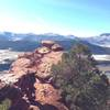 Mushroom Rock. A Carbondale landmark & a killer viewpoint.