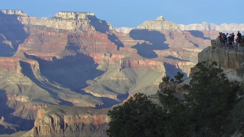 South Rim's Mather Point