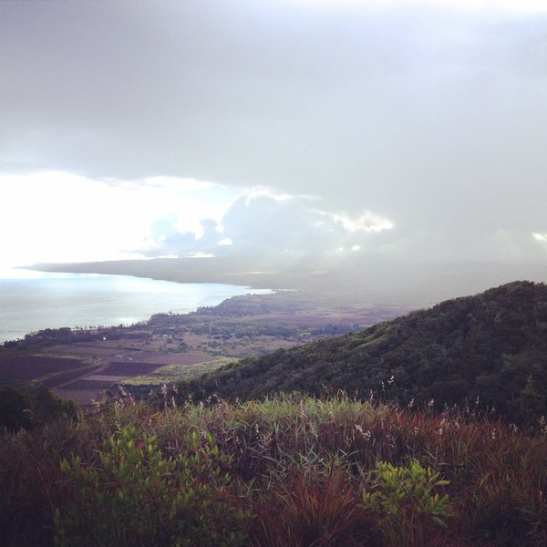 View from Ares Loop
