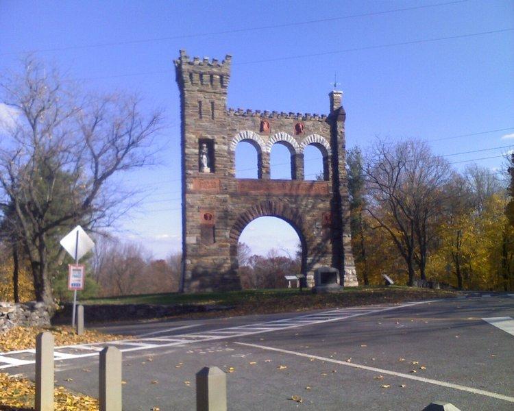 War Correspondents Arch