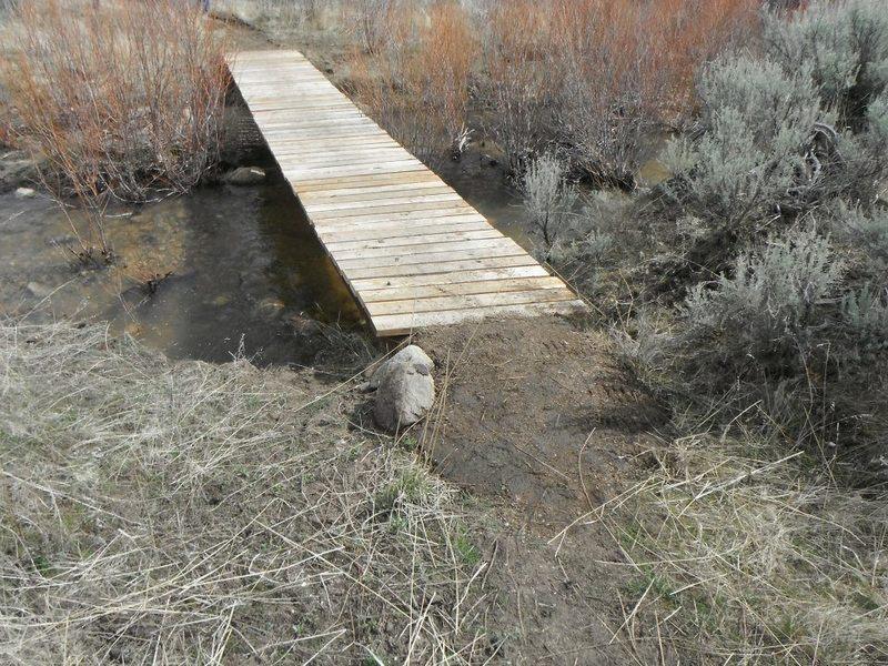 Spring Valley Creek bridge