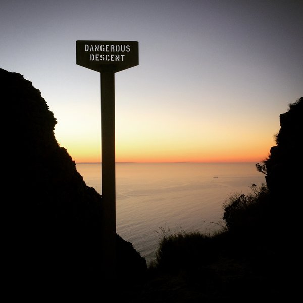Sunset on the Table Mountain Crossing