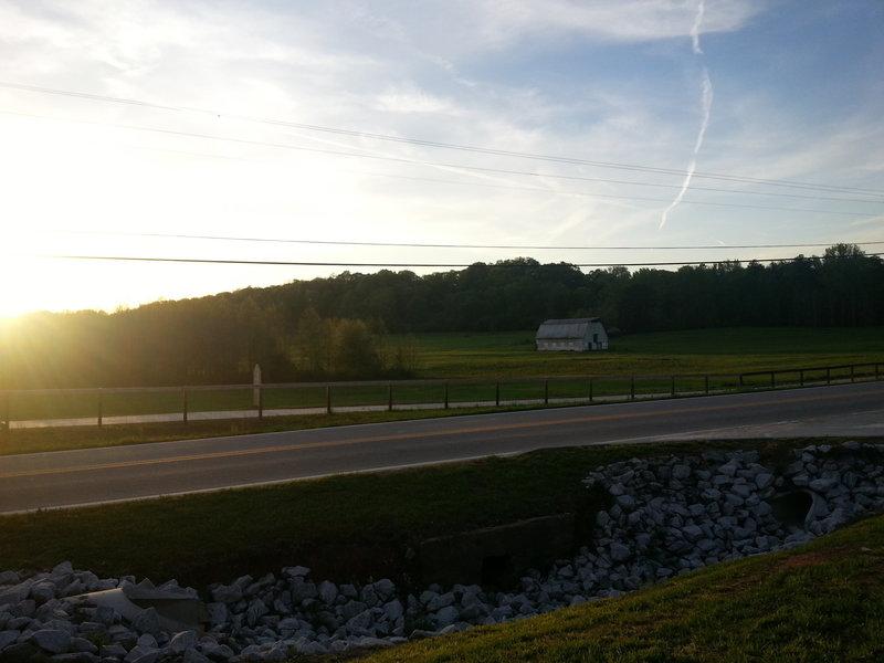 Vaughter's Farm.