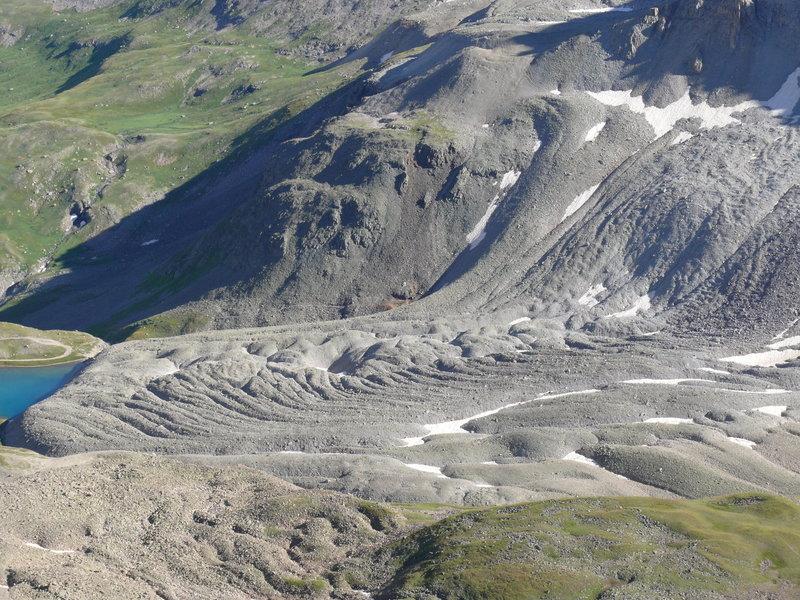 Rock Glacier, Colorado