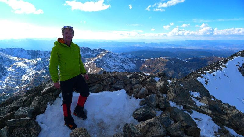 South Arapaho Peak.