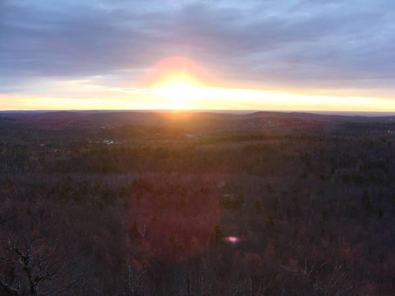 View from Pratt Mtn.