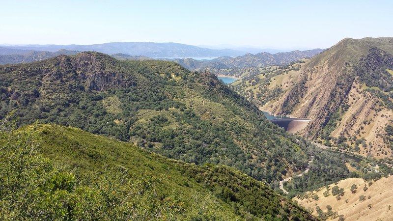 View along Pleasants Ridge Trail