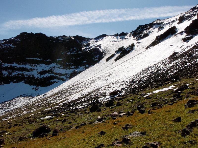 Hyalite basin