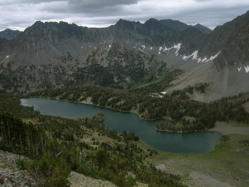 Campfire Lake