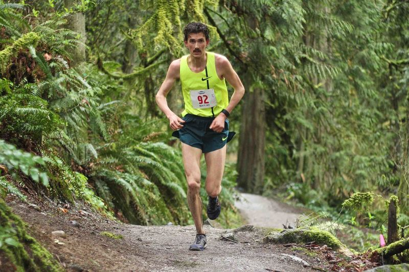On the Chuckanut 50k through Arroyo Park