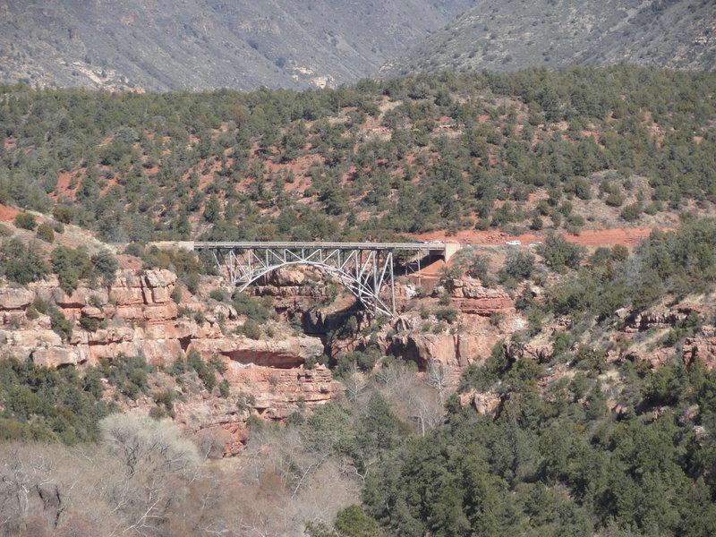 Midgley bridge