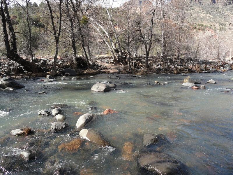 Cottonwood Creek Crossing