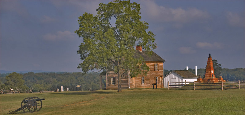 Henry Hill -- Manassas National Battlefield Park
