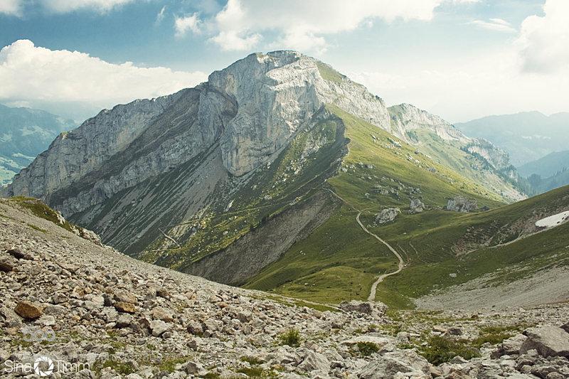 Stunning Swiss views!