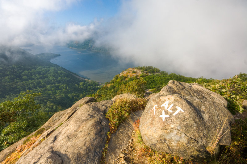 Breakneck Ridge I