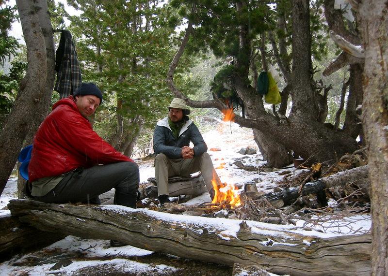 Camping at Thompson Lake