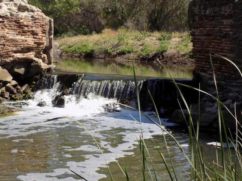 Mission Trails Dam