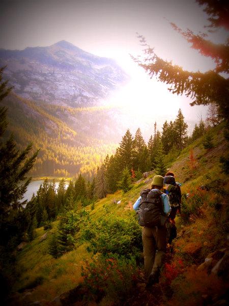 Sweeney Creek Trail