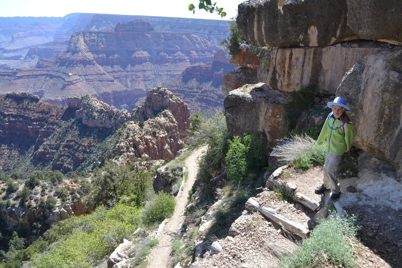 Descending Grandview
