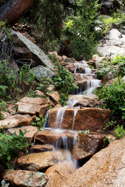 Saint Marys Falls.