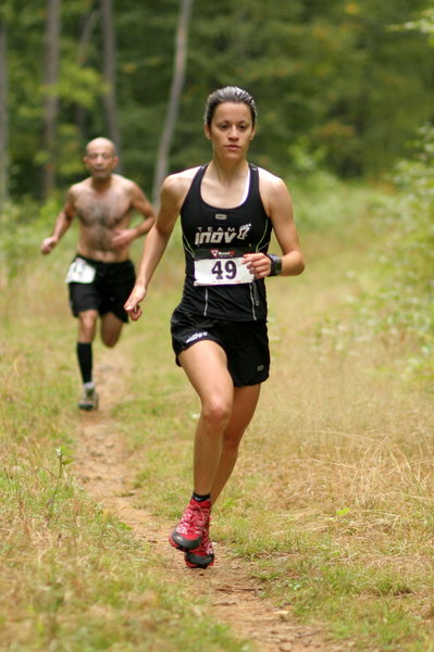 Racing the Coopers Rock Trail 10k
