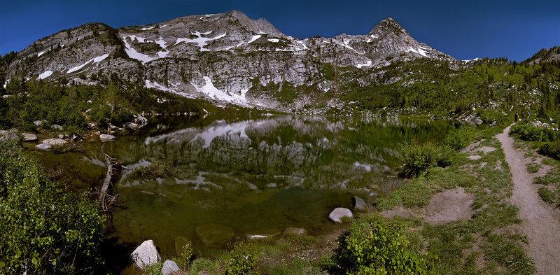 Silver Lake, Utah.