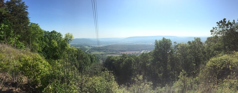 View of Hampton Cove