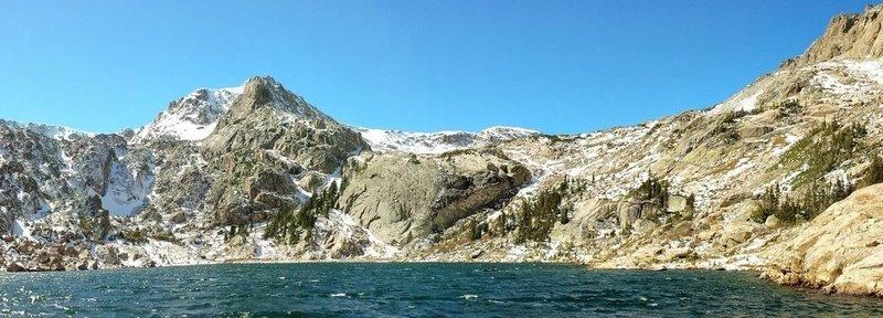 Bluebird Lake