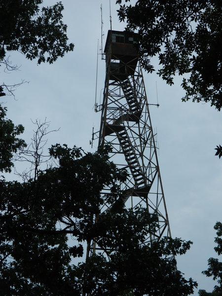 Monte Sano Fire Tower