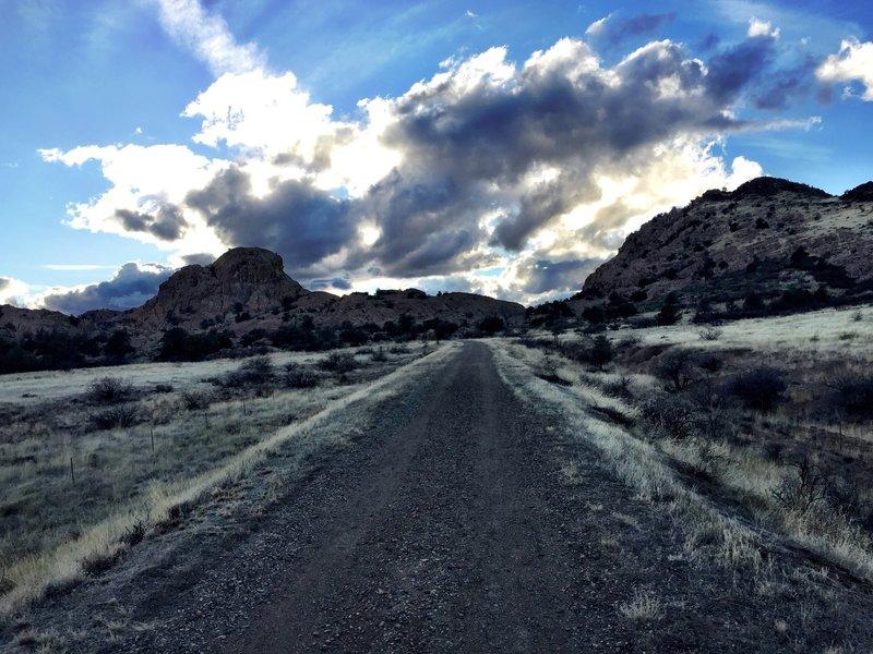 Iron King Trail