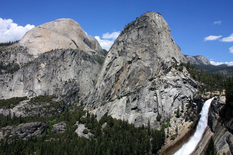 John Muir Trail Vista, Yosemite National Park
