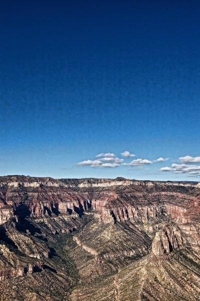Grand Canyon near Nankoweap Trail