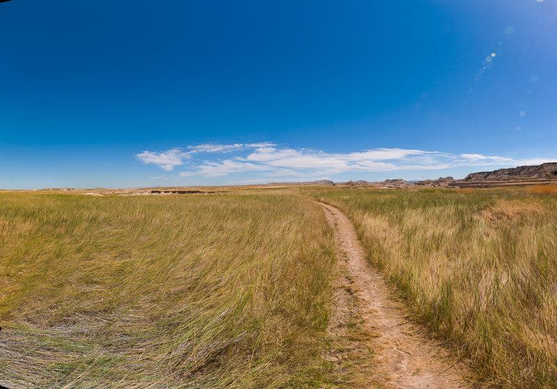 Badlands Solitude