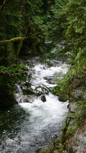 Capilano River.