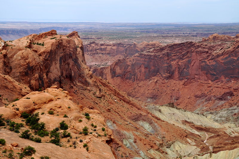 Canyonlands National Park Upheaval Dome