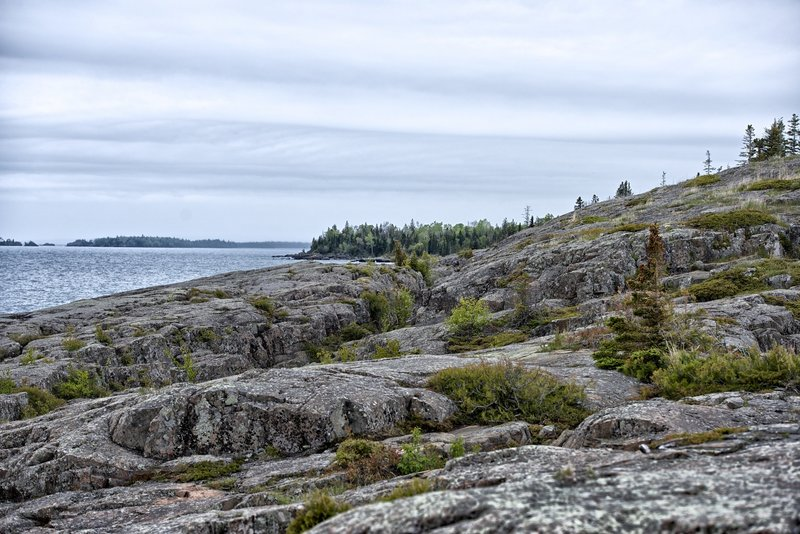 Scoville Point - Isle Royale National Park