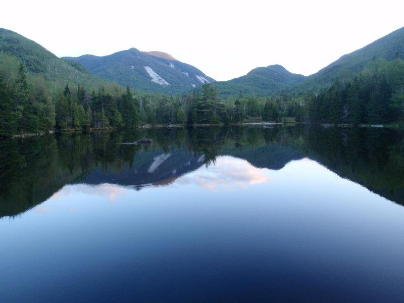 Phelps Brook Dam Pond