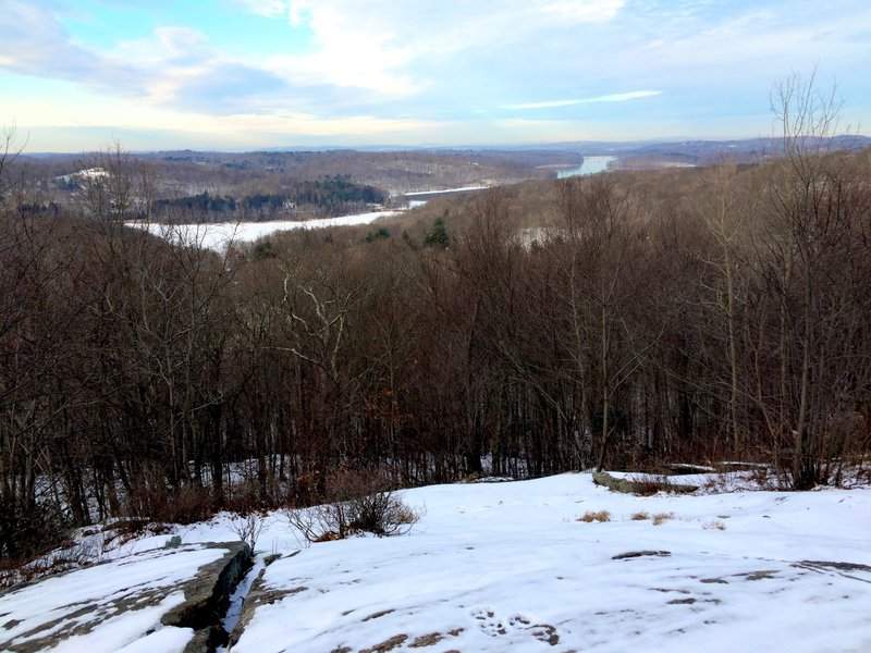 Leatherman's Overlook January 2015