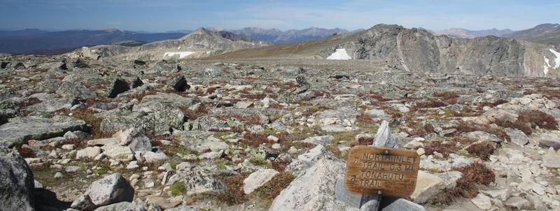 "Flattop ""summit"""