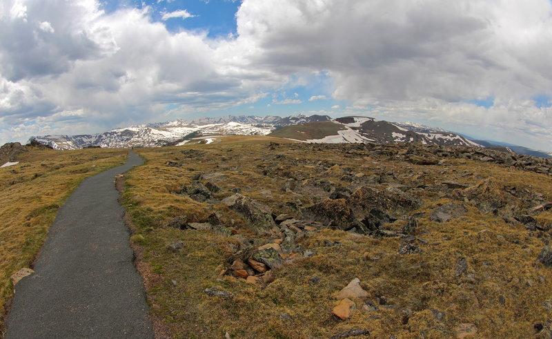 Tundra Trail, Trail Ridge