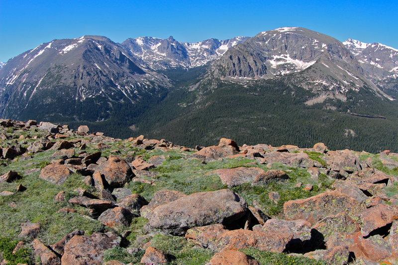 Trail Ridge, Rocky Mountain NP CO