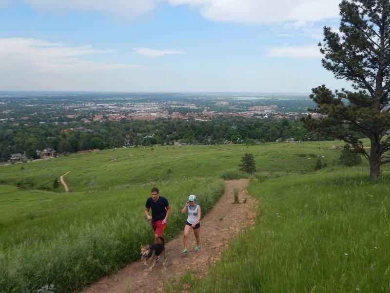 Everyone loves Chautauqua's trails