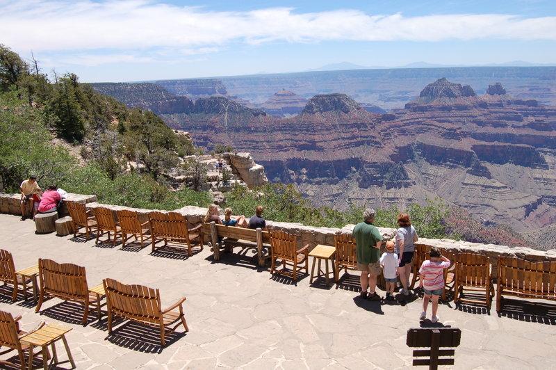 Grand Canyon Lodge North Rim.