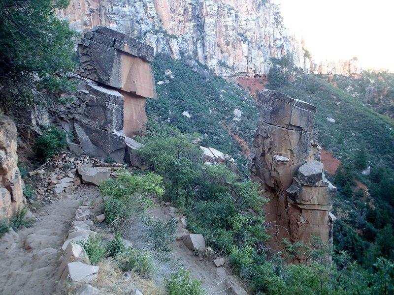 Sandstone Towers