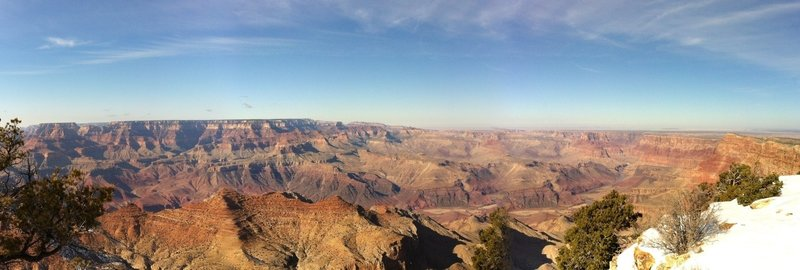 Quite Grand, this Canyon.
