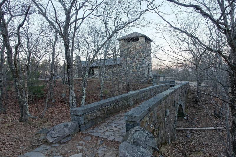 The Great Blue Hill Observation Tower