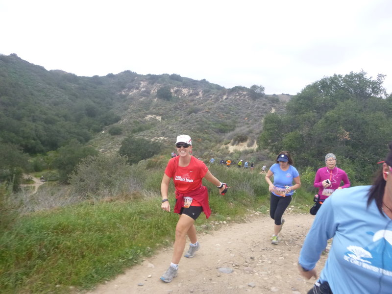 Live Oak Canyon Trail
